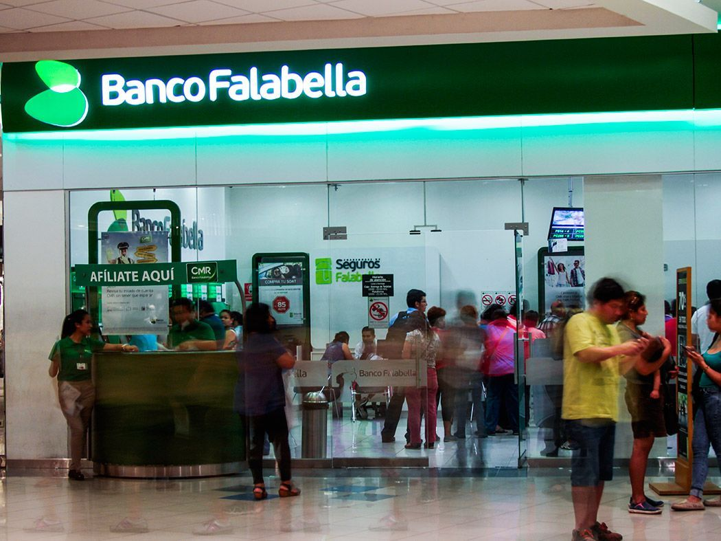 Banco Falabella - Plaza Norte