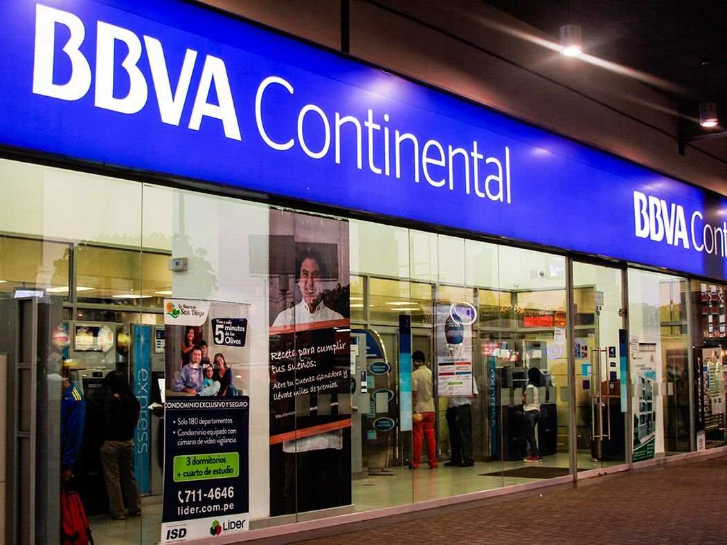 Banco Continental - BBVA - Plaza Norte