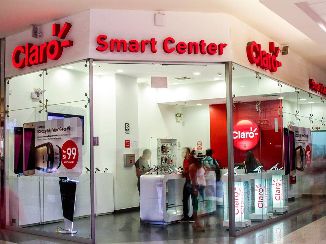 CLARO - Atención al cliente - Plaza Norte