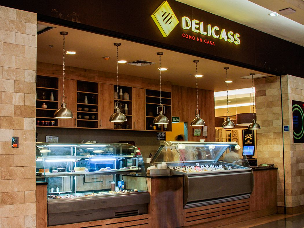Delicass - Plaza Norte