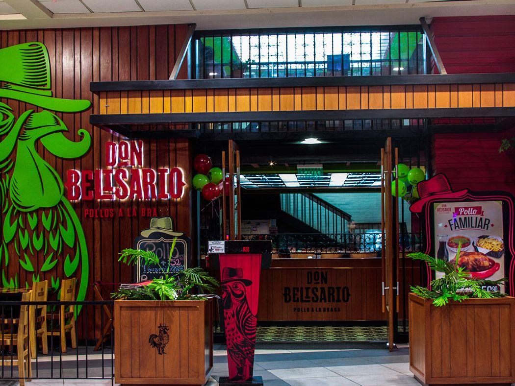 Don Belisario - Plaza Norte