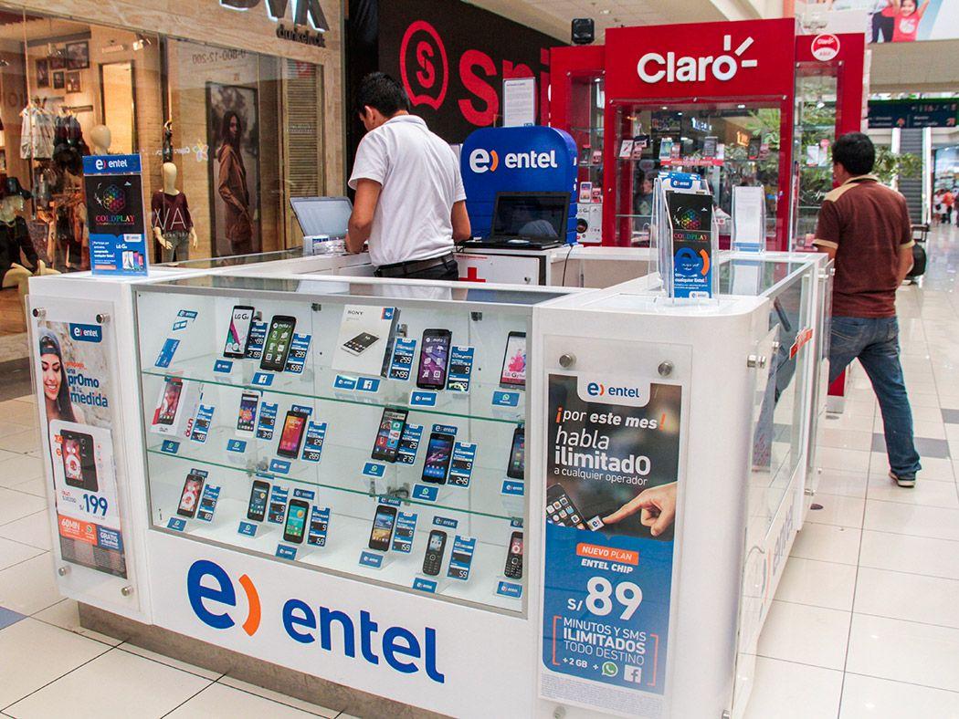 Entel (Módulo) - Plaza Norte