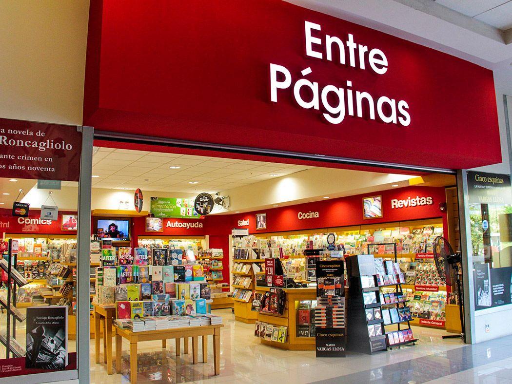 Entre Páginas - Plaza Norte