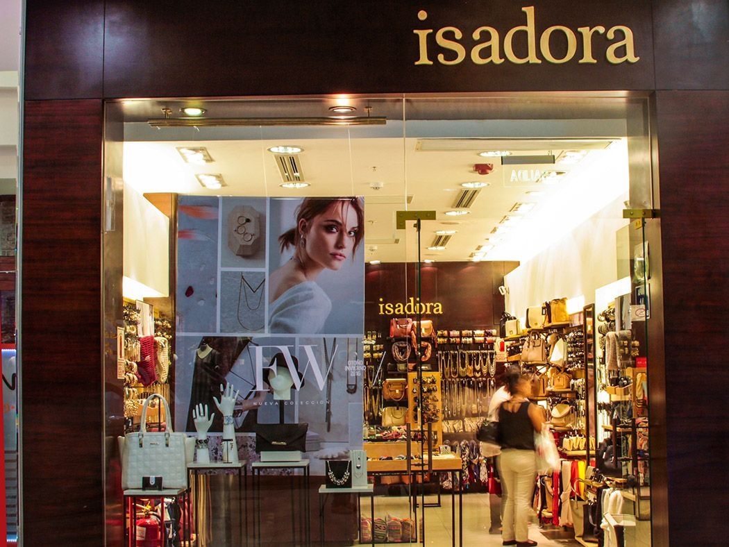 Isadora - Plaza Norte