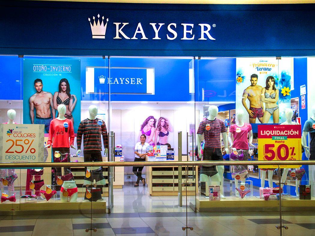 KAYSER - Plaza Norte