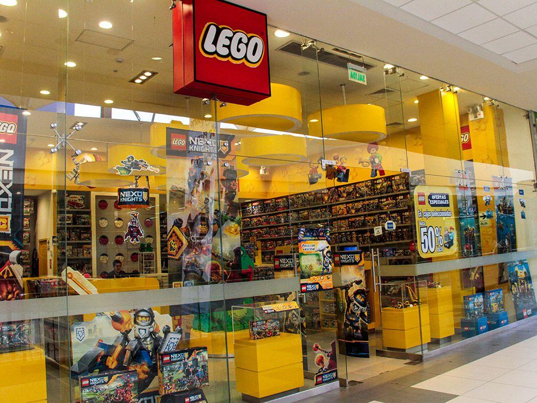 Lego - Plaza Norte