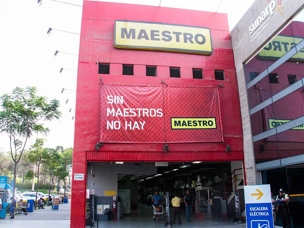 Maestro Home Center - Plaza Norte