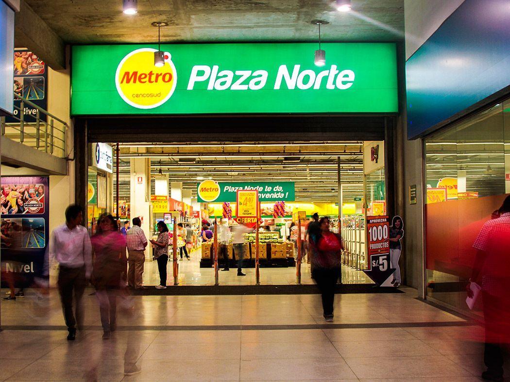 Metro - Plaza Norte