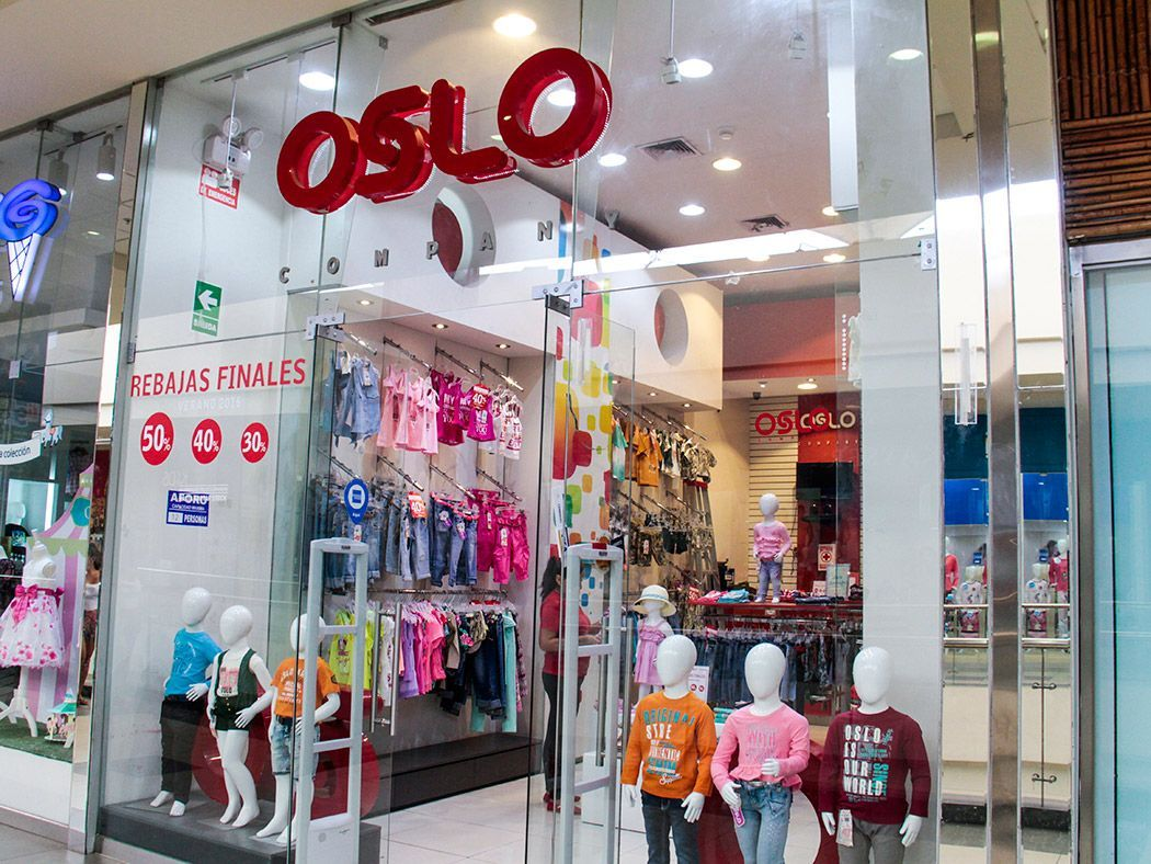 OSLO - Plaza Norte