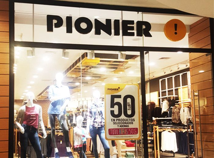 PIONIER - Plaza Norte