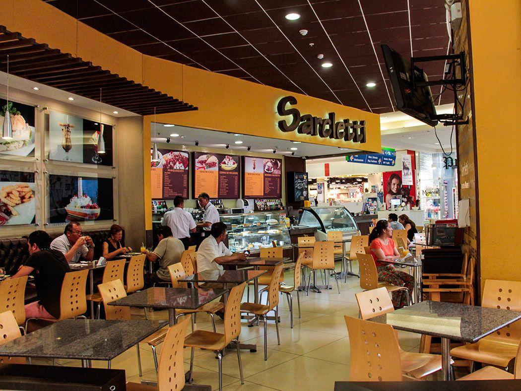 Sarcletti - Plaza Norte