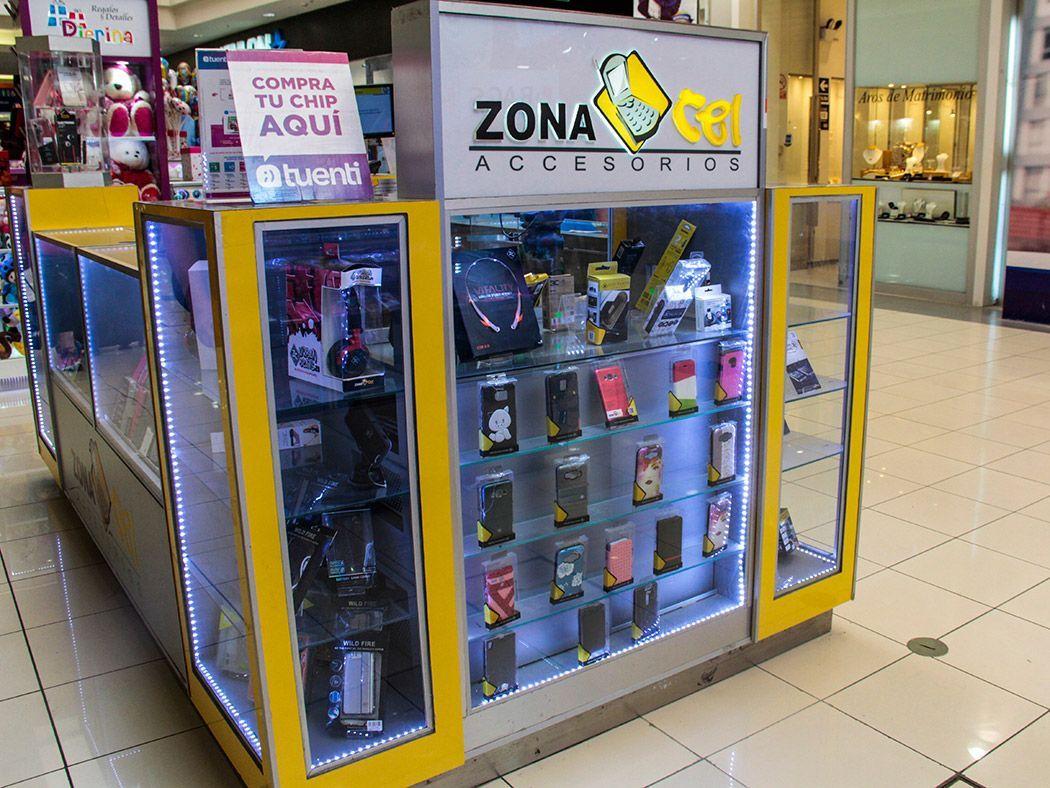 Zona Cel - Plaza Norte