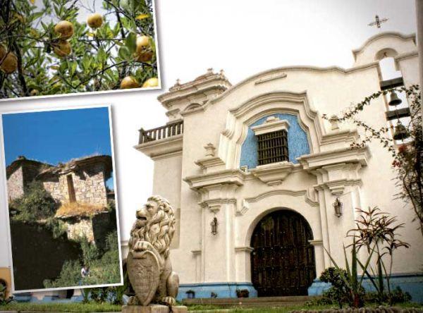 Escape Norteño: Huaral - Plaza Norte