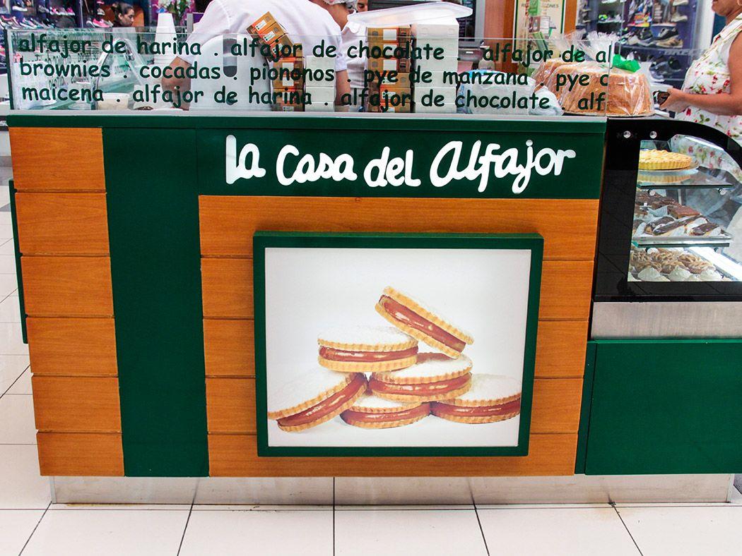 LA CASA DEL ALFAJOR - Plaza Norte
