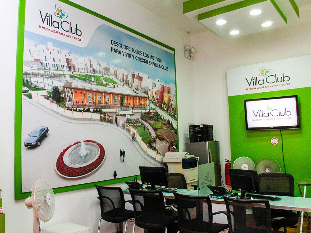 VILLA CLUB - Plaza Norte