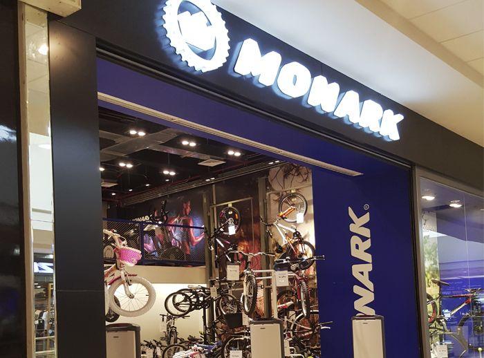 MONARK - Plaza Norte