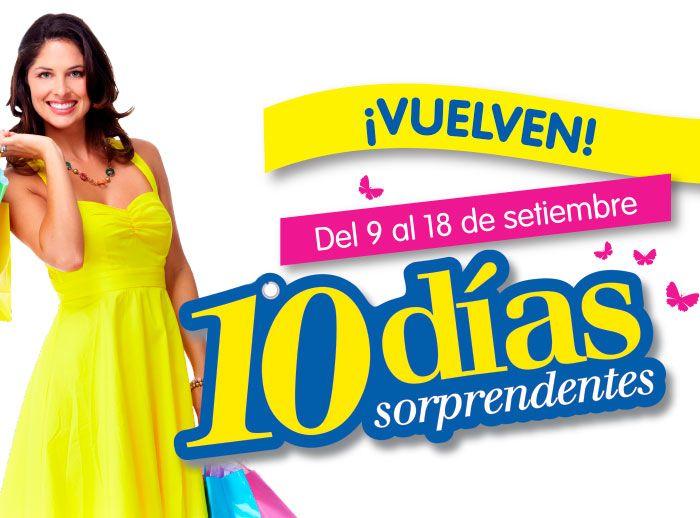 ¡10 Días Sorprendentes! - Plaza Norte