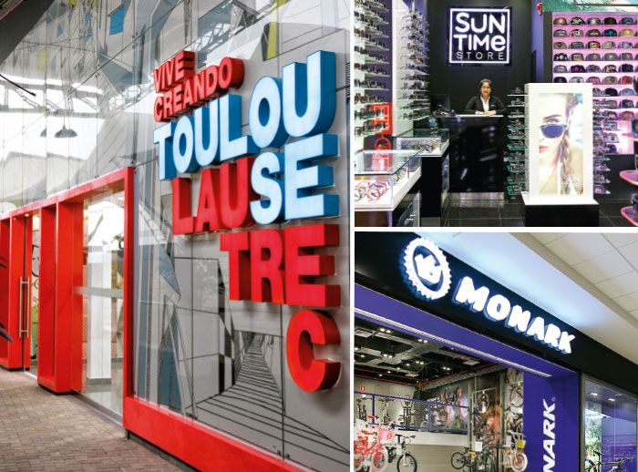¡Nuevas tiendas! - Plaza Norte