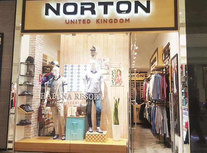 Norton - Plaza Norte