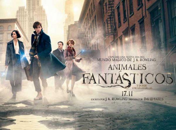 ¡Animales Fantásticos! - Plaza Norte