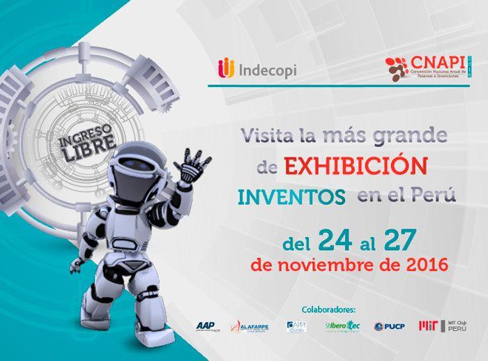 ¡Visita la más grande Exhibición Inventos en el Perú! - Plaza Norte