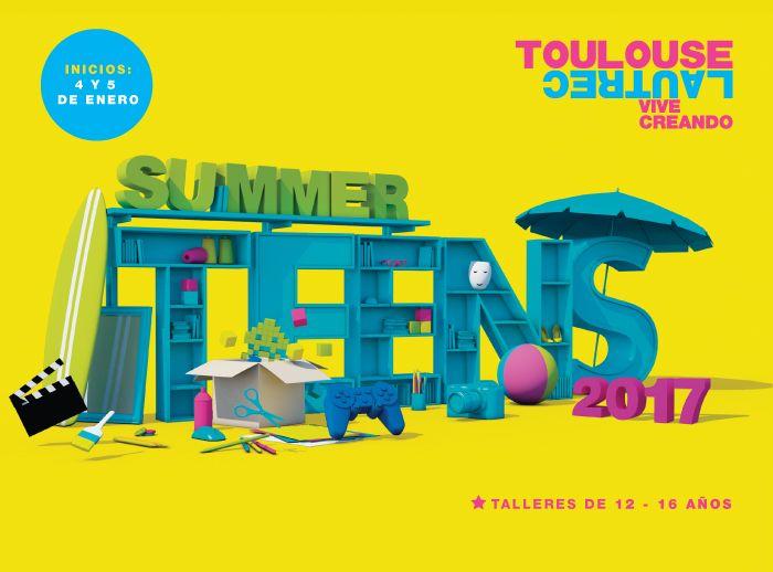 Toulouse Lautrec: Talleres creativos para teens - Plaza Norte