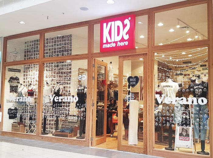 KIDS MADE HERE - Plaza Norte