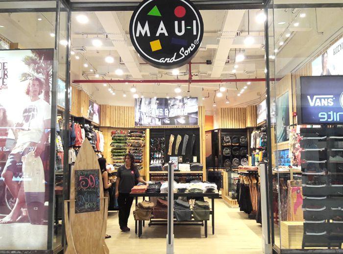 Maui - Plaza Norte
