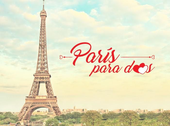 ¡Gana un viaje romántico a Paris! - Plaza Norte
