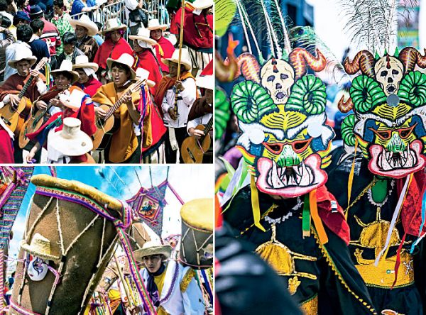¡Llegaron los Carnavales! - Plaza Norte