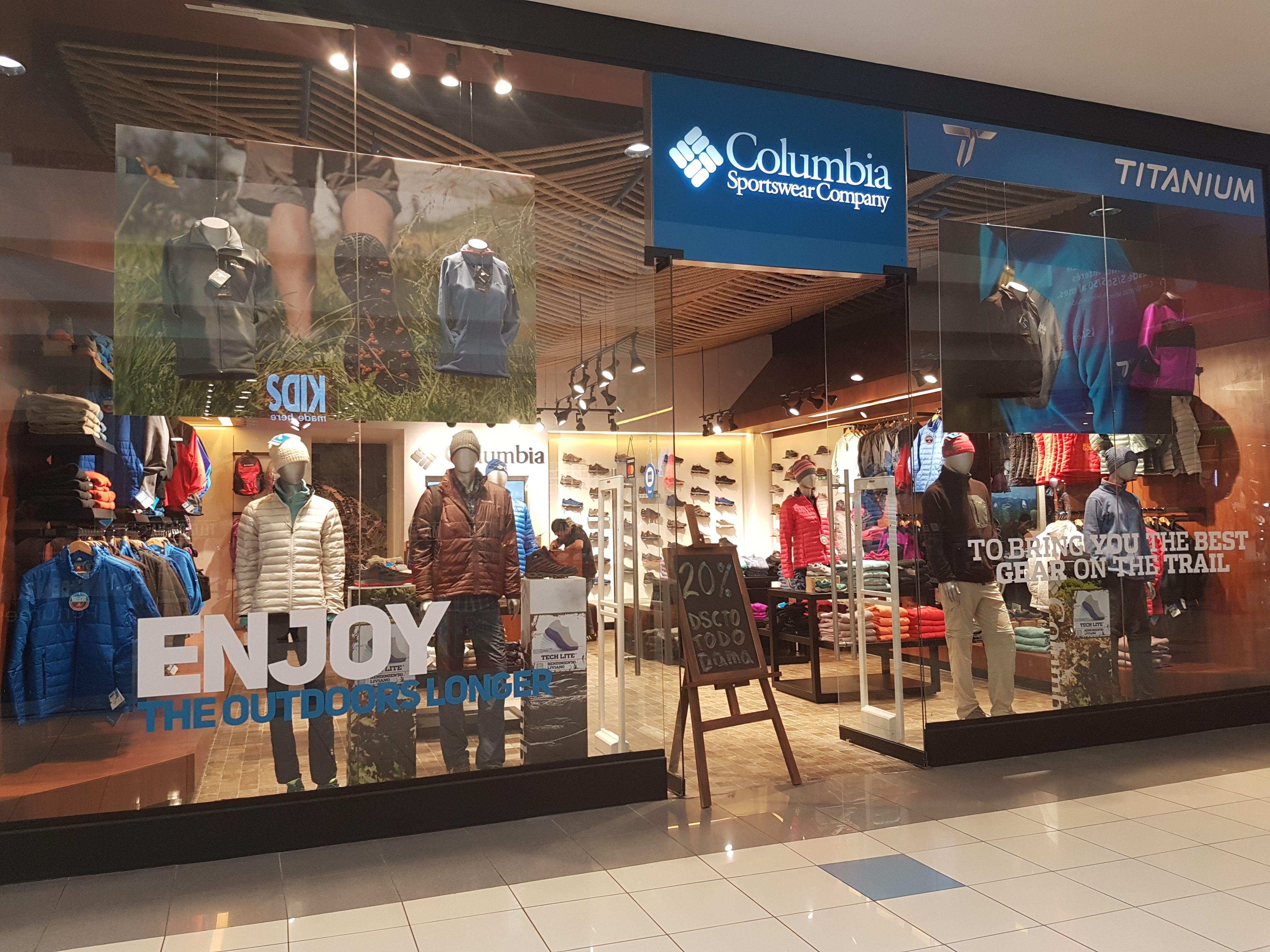 COLUMBIA - Plaza Norte