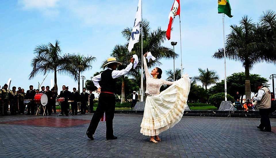 FESTIVAL DE MARINERA SE CELEBRARÁ A LO GRANDE EN PLAZA NORTE - Plaza Norte