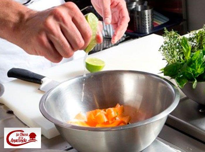 Clases de cocina con la Choza de la Anaconda - Plaza Norte