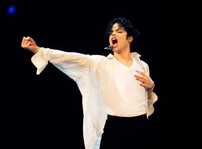 Michael Jackson en Plaza Norte - Plaza Norte