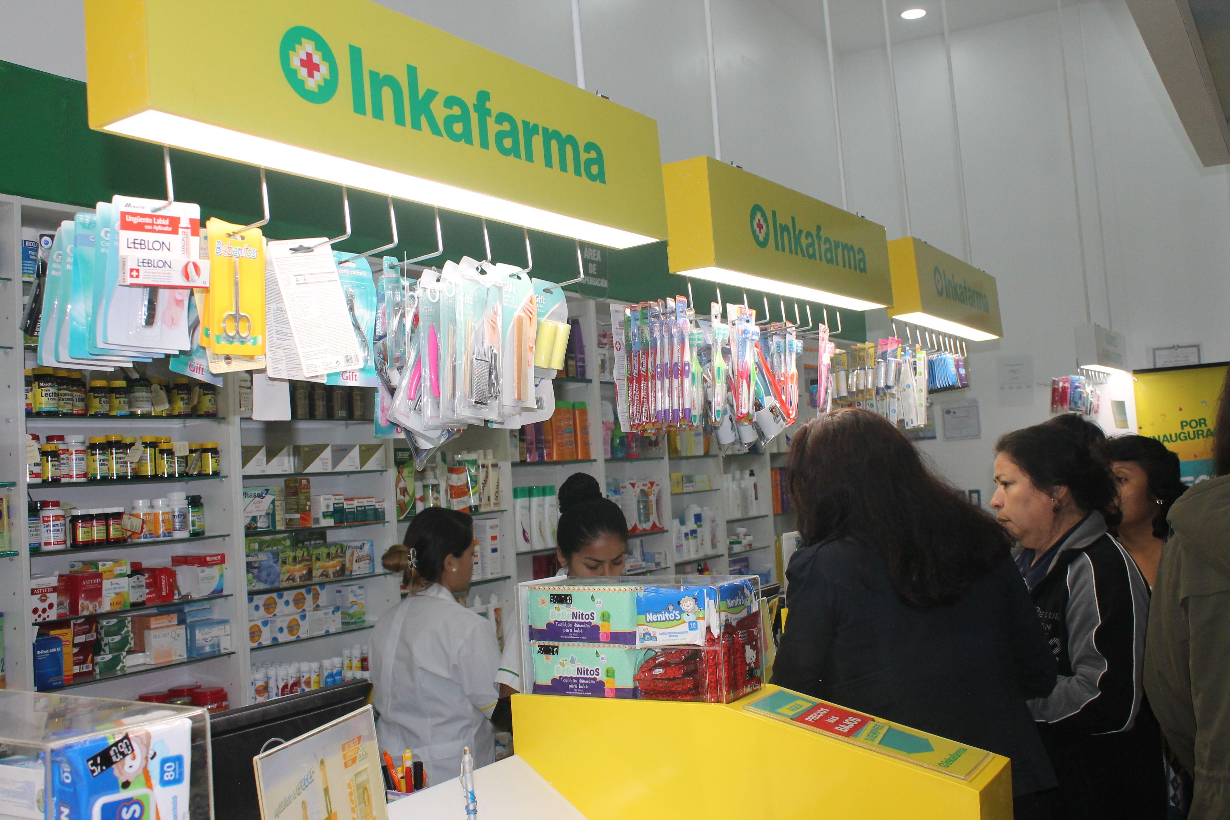 InkaFarma - Plaza Norte