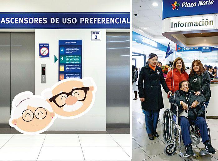 LOS ABUELITOS NOS VISITAN - Plaza Norte