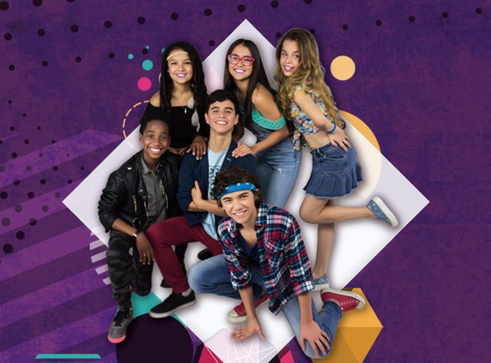 Show musical Grupo musical Boomerang - Plaza Norte