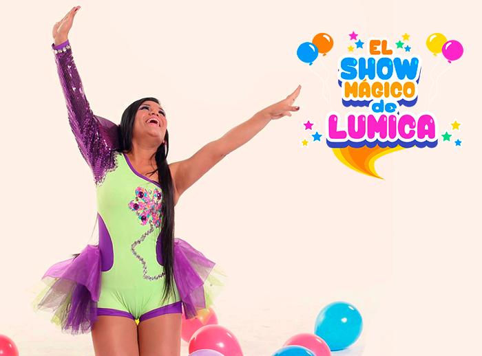 Presentación : El Show Mágico de Lumica - Plaza Norte