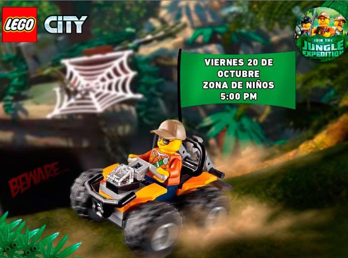 Taller Lego - Plaza Norte