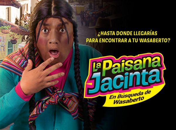 Entradas dobles para La Paisana Jacinta - Plaza Norte