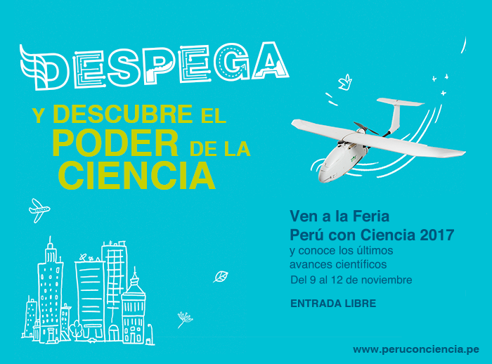 Feria Perú con Ciencia 2017 - Plaza Norte