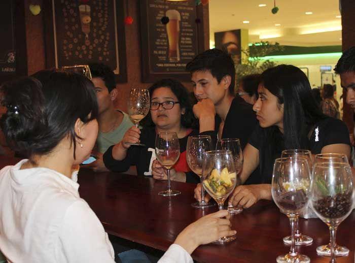 ¡Cultura cervercera con Cusqueña! - Plaza Norte