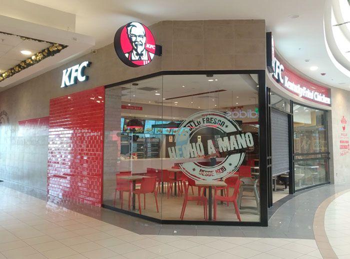 KFC Restaurant - Plaza Norte
