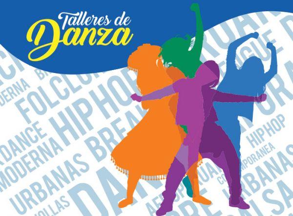 GANA 4 BECAS PARA TALLERES DE DANZA  - Plaza Norte