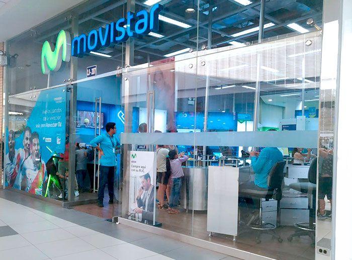 MOVISTAR (CENTRO DE INFORMACIÓN) - Plaza Norte