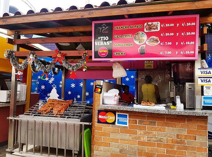 TIO SEBAS 'CAJA CHINA' - Plaza Norte