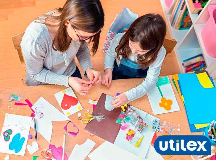Taller de pintura para niños con Utilex  - Plaza Norte