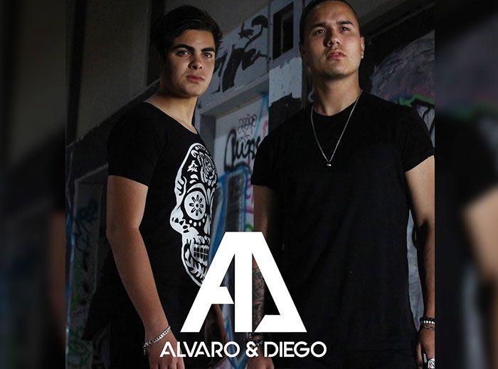 Dúo Alvaro y Diego en Plaza Norte - Plaza Norte