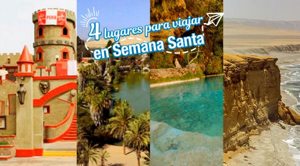 4 lugares para viajar en semana santa - Plaza Norte