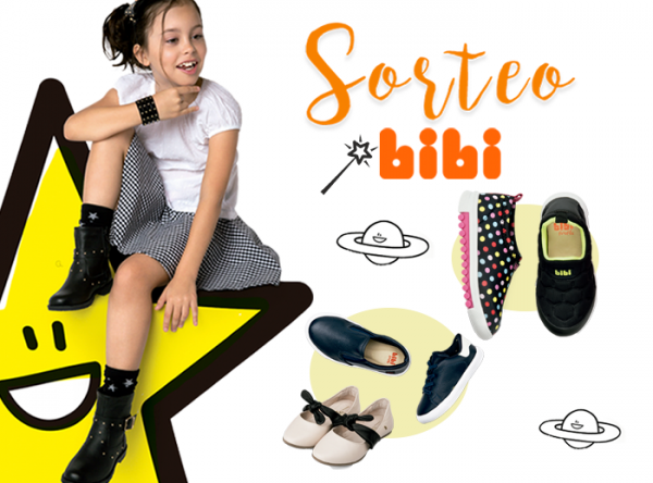 Sorteo de zapatos en tiendas Bibi - Plaza Norte